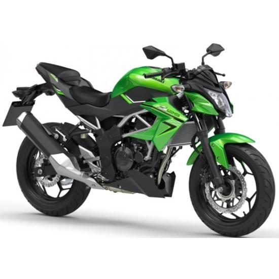 Kawasaki Z125 2021