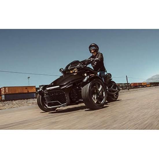 Can-Am Spyder F3-S SE6 Monolith Black Satin 2020
