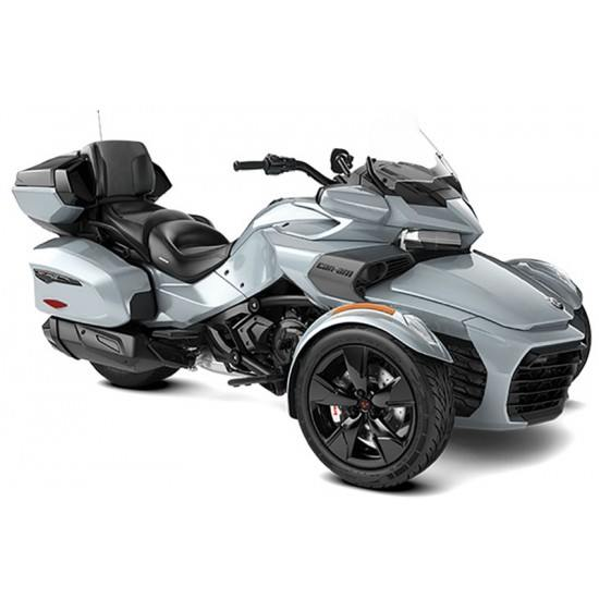 Can-Am Spyder F3 Limited Glacial Blue Metallic 2021