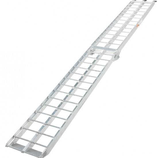 Rampă încărcare din aluminiu 227 kg, 274 cm X 30.5 cm, Moose Utility Division
