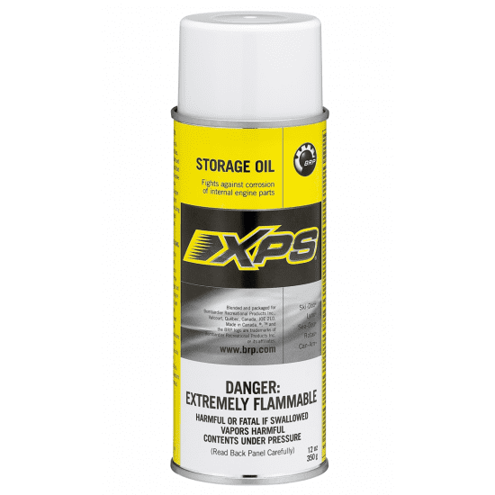 XPS Storage oil
