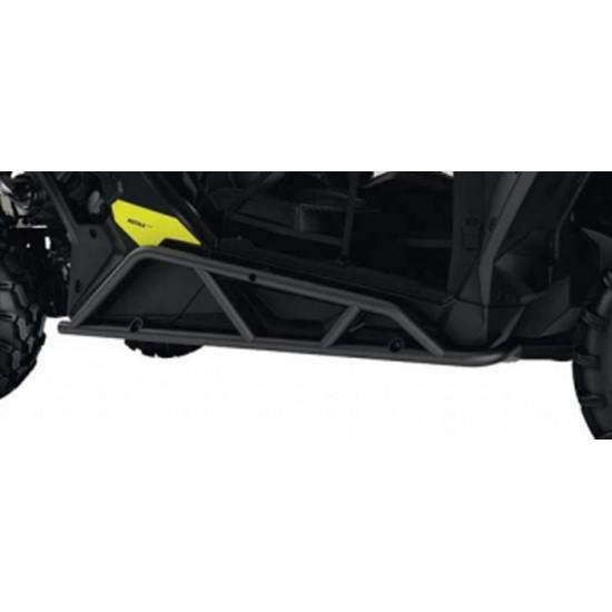 Protectii laterale rock sliders Can-Am Maverick Trail & Sport – negre