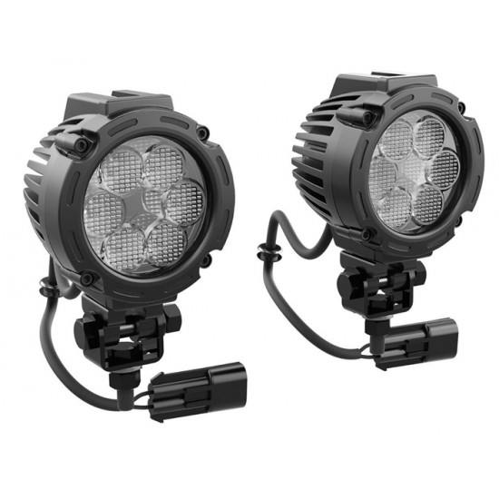 3.5″ (9 Cm) LED Driving Lights (2 X 14 W) Can-Am Bombardier
