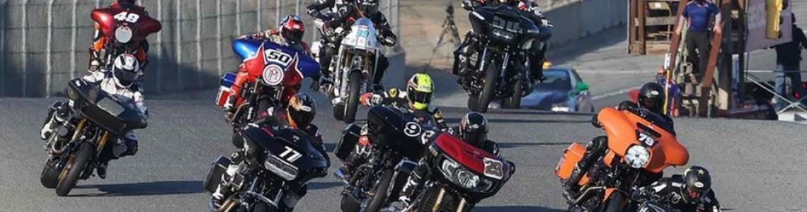 Indian Motorcycle înfrânge pe Harley-Davidson în cursa MotoAmerica King of the Baggers: video