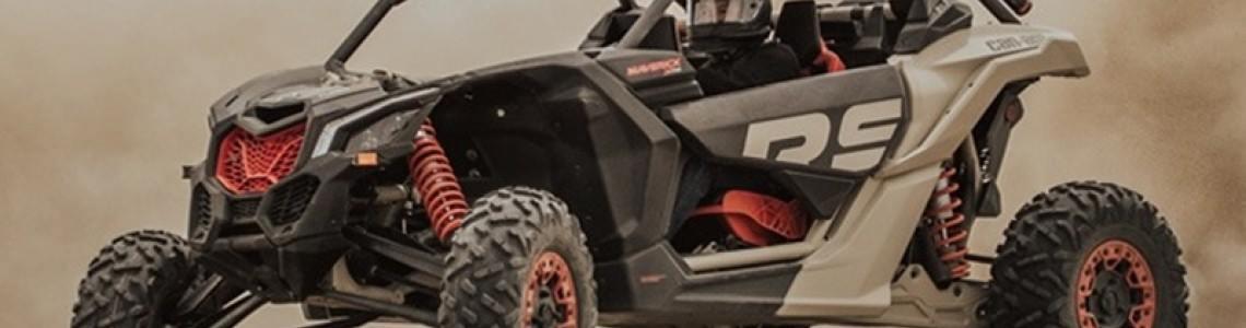 Premieră în industrie: Can-Am anunță noul Maverick X3 X rs Turbo RR 2021 dotat cu tehnologia Smart-Shox
