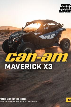 Catalog Accesorii Can-Am Maverick X3 2022