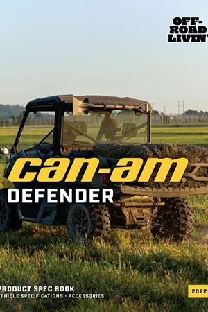 Catalog Accesorii Can-Am Defender 2022